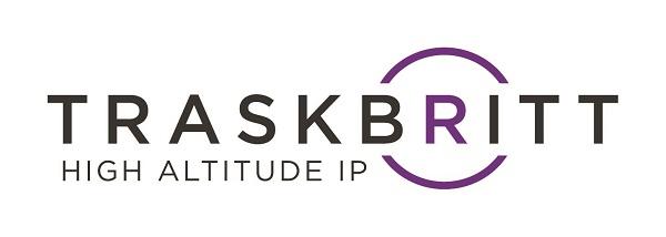 TraskBritt Logo with Tagline